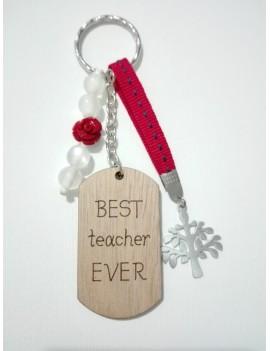 Μπρελόκ ''best teacher ever''